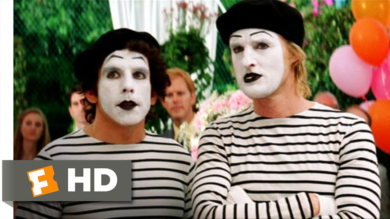 Ben Stiller and Owen Wilson in Starsky and Hutch- It's Mr. Mime Time by Runway Magazine