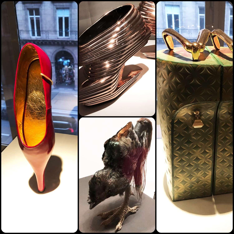 Marche et démarche - shoes exhibition Museum of Decorative Arts by RUNWAY MAGAZINE