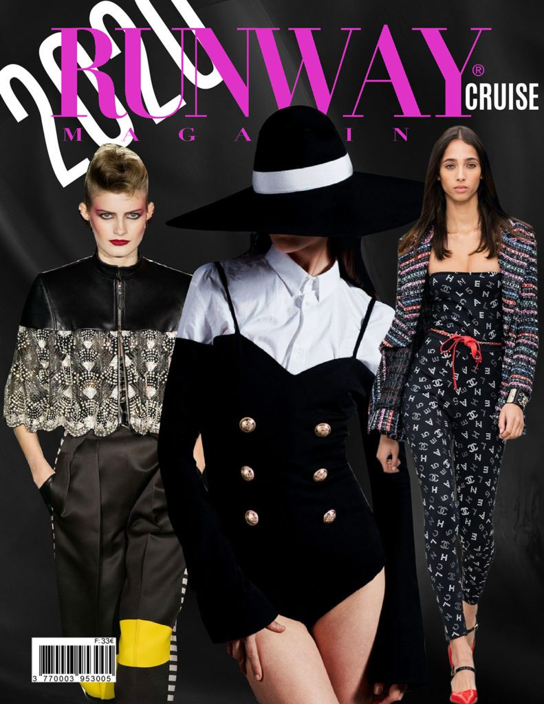 Runway Revista 2020 colecciones Cruise Resort