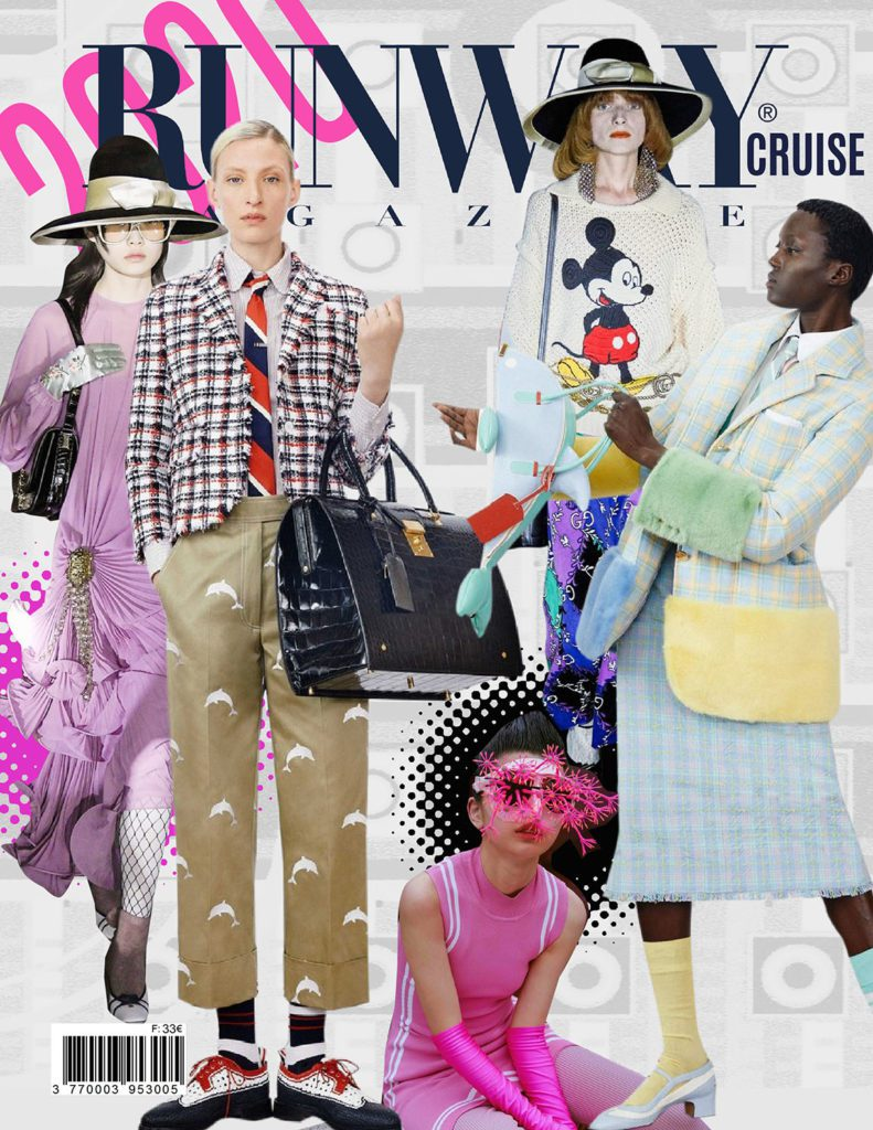 Runway Magazine 2020 Collections Cruise Resort