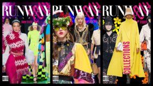 Runway Magazine Covers 2019