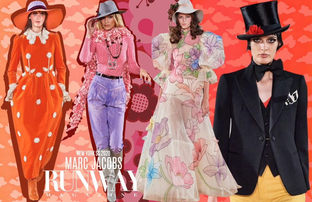 Marc Jacobs Spring Summer 2020 New York by Runway Magazine