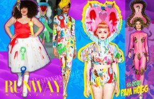 Pam Hogg Primavera Estate 2020 London di RUNWAY MAGAZINE