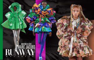 Marc Jacobs Spring Summer 2020 New York por Runway revista