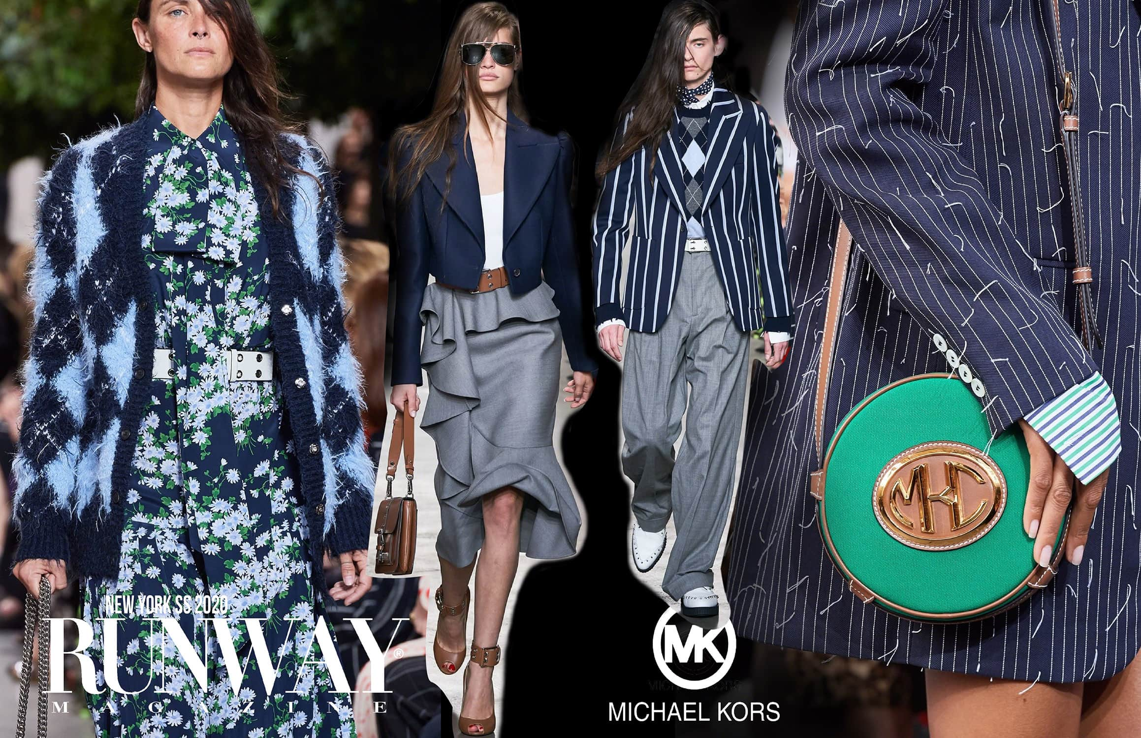 Michael Kors Spring Summer 2020 New York by Runway Magazine