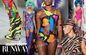 Jeremy Scott Spring Summer 2020 New York by Runway Magazine