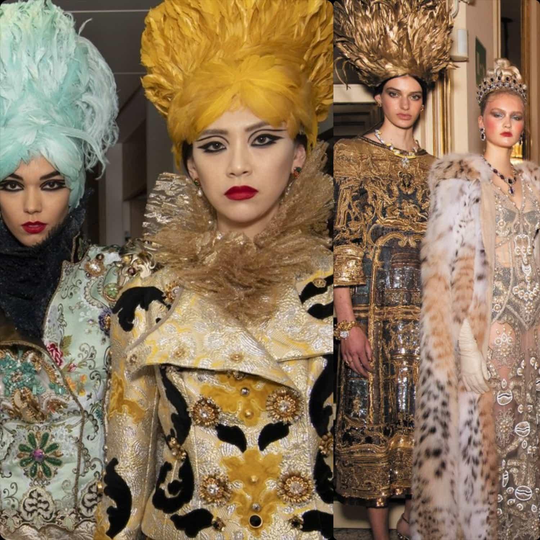 Dolce Gabbana Alta Moda La Scala 2019 by RUNWAY MAGAZINE