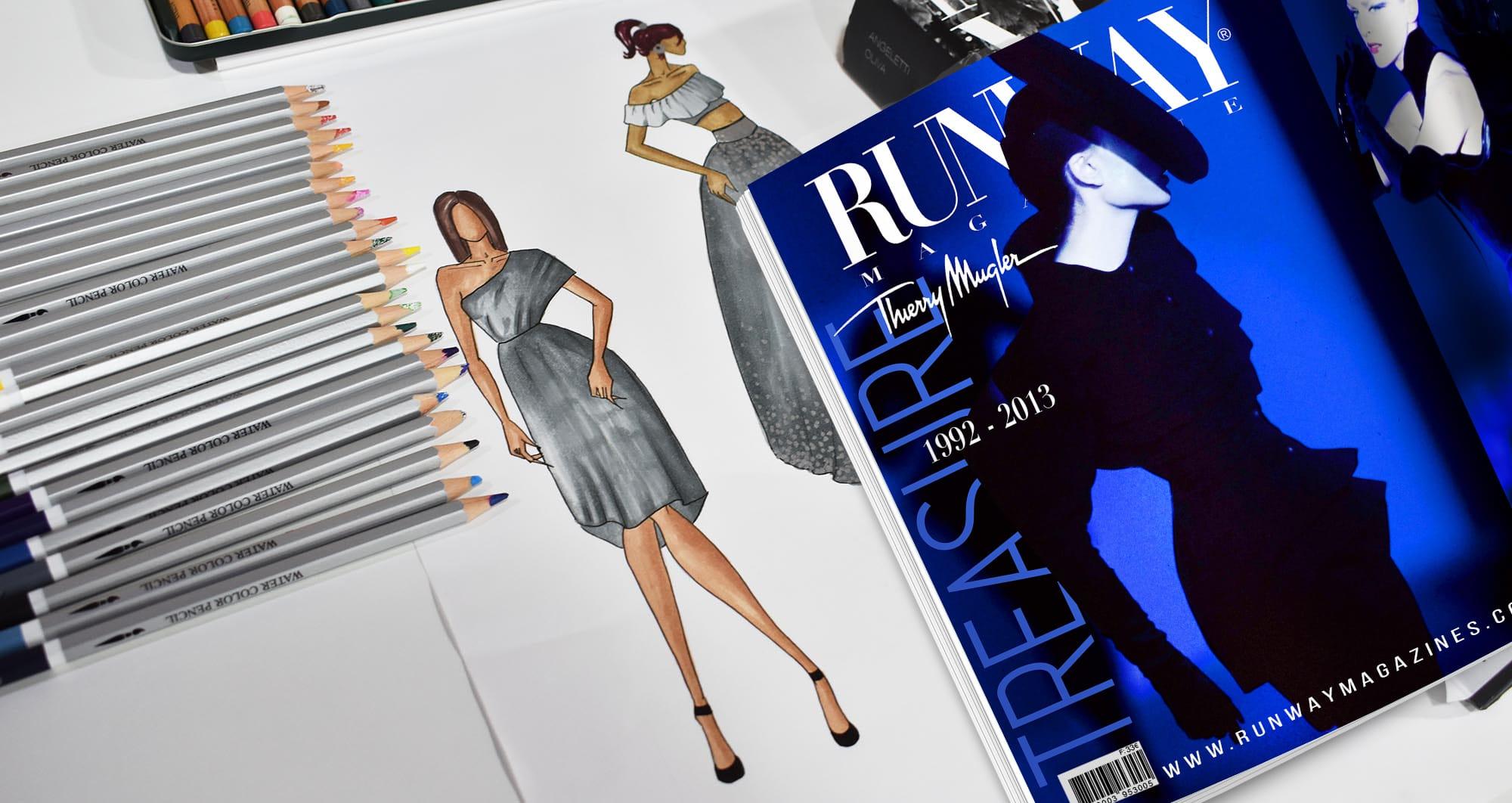 RUNWAY MAGAZINE -fashion business