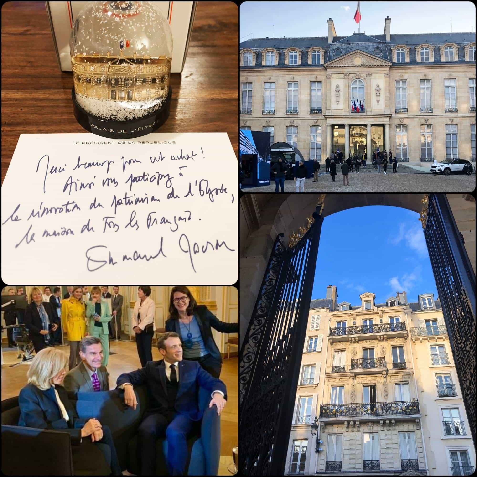 Fabriqué en France à Présidence de la République par RUNWAY MAGAZINE