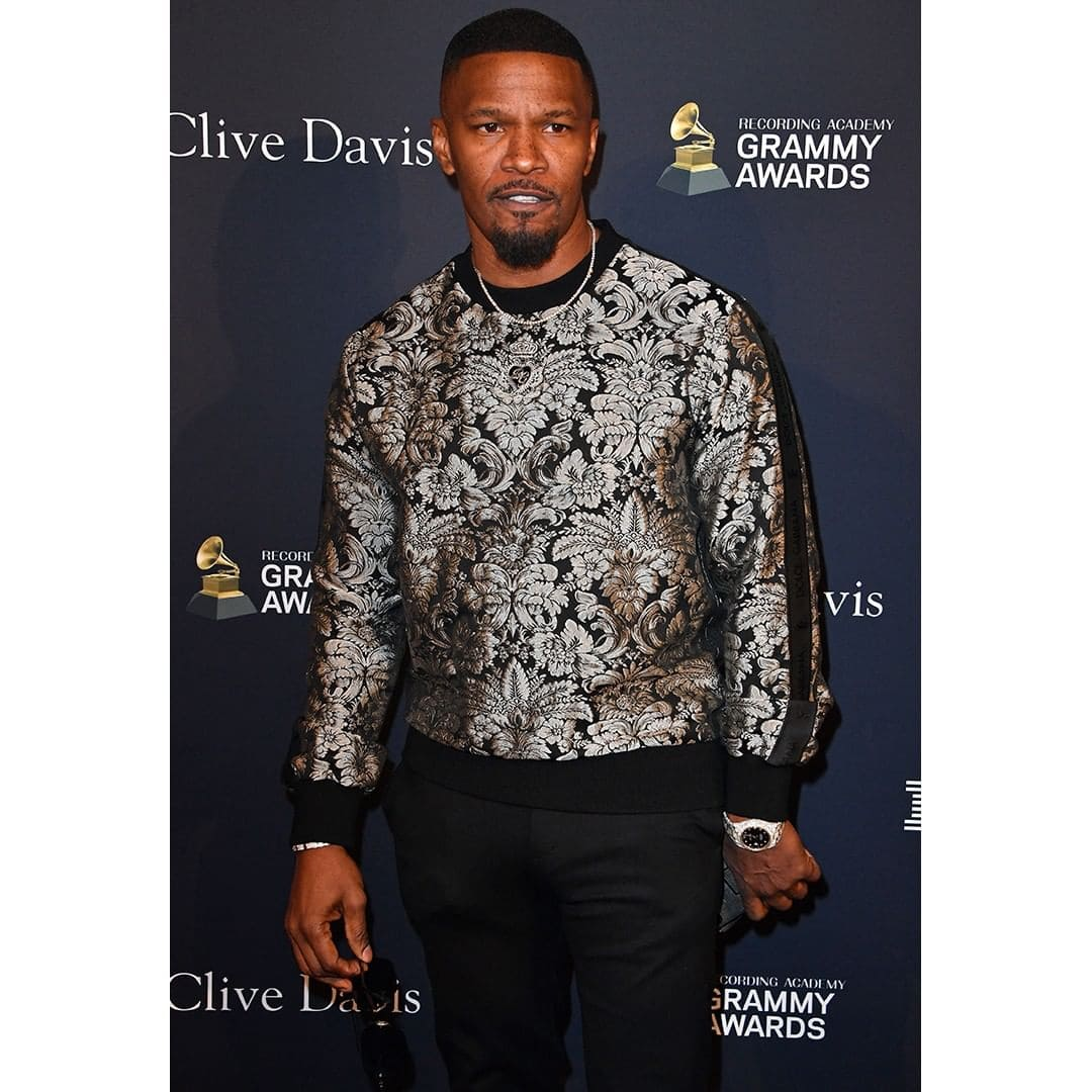 Dolce Gabbana for Jamie Foxx by RUNWAY MAGAZINE