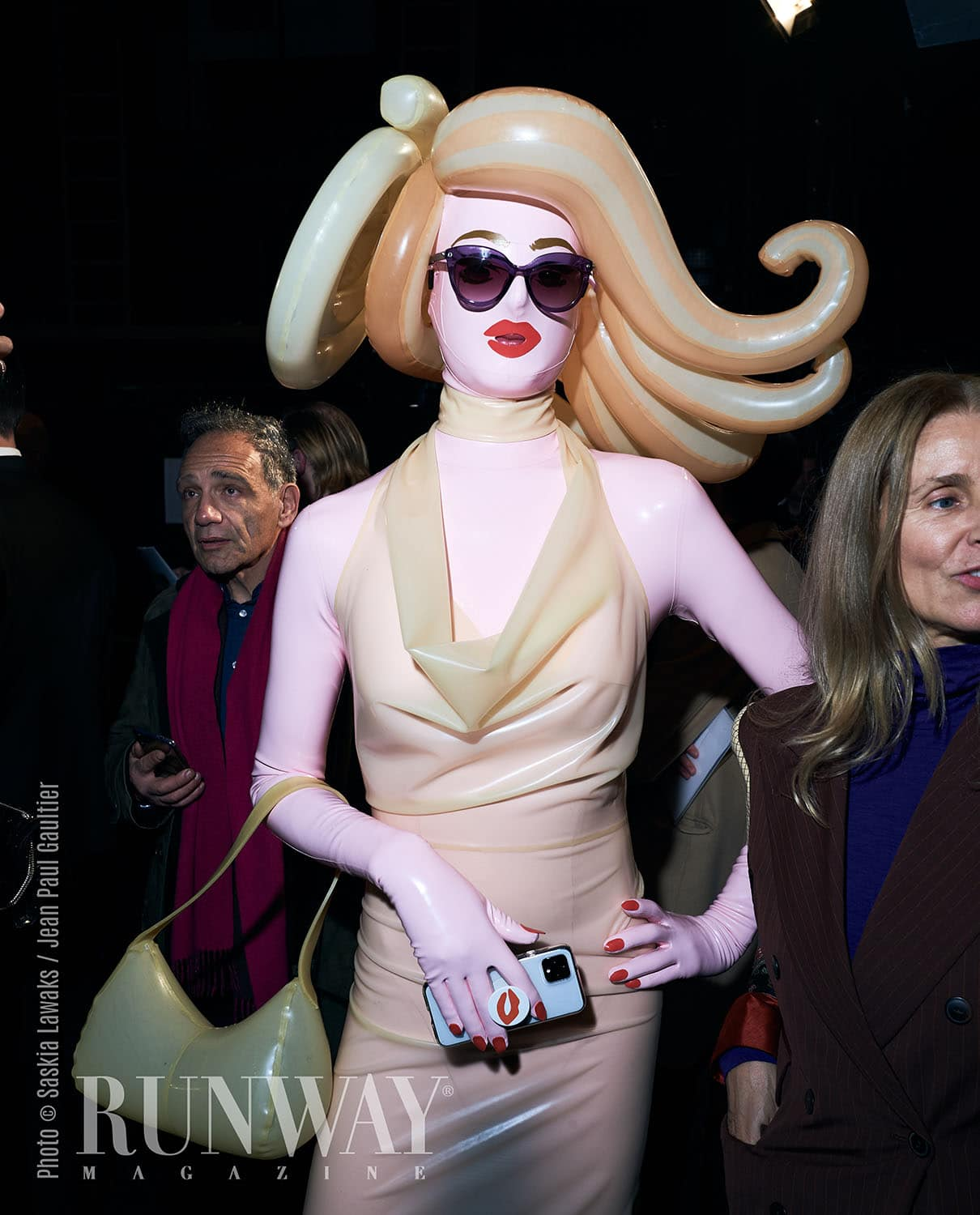 RUNWAY MAGAZINE EXCLUSIVE: AFTER SHOW PARTY - JEAN PAUL GAULTIER