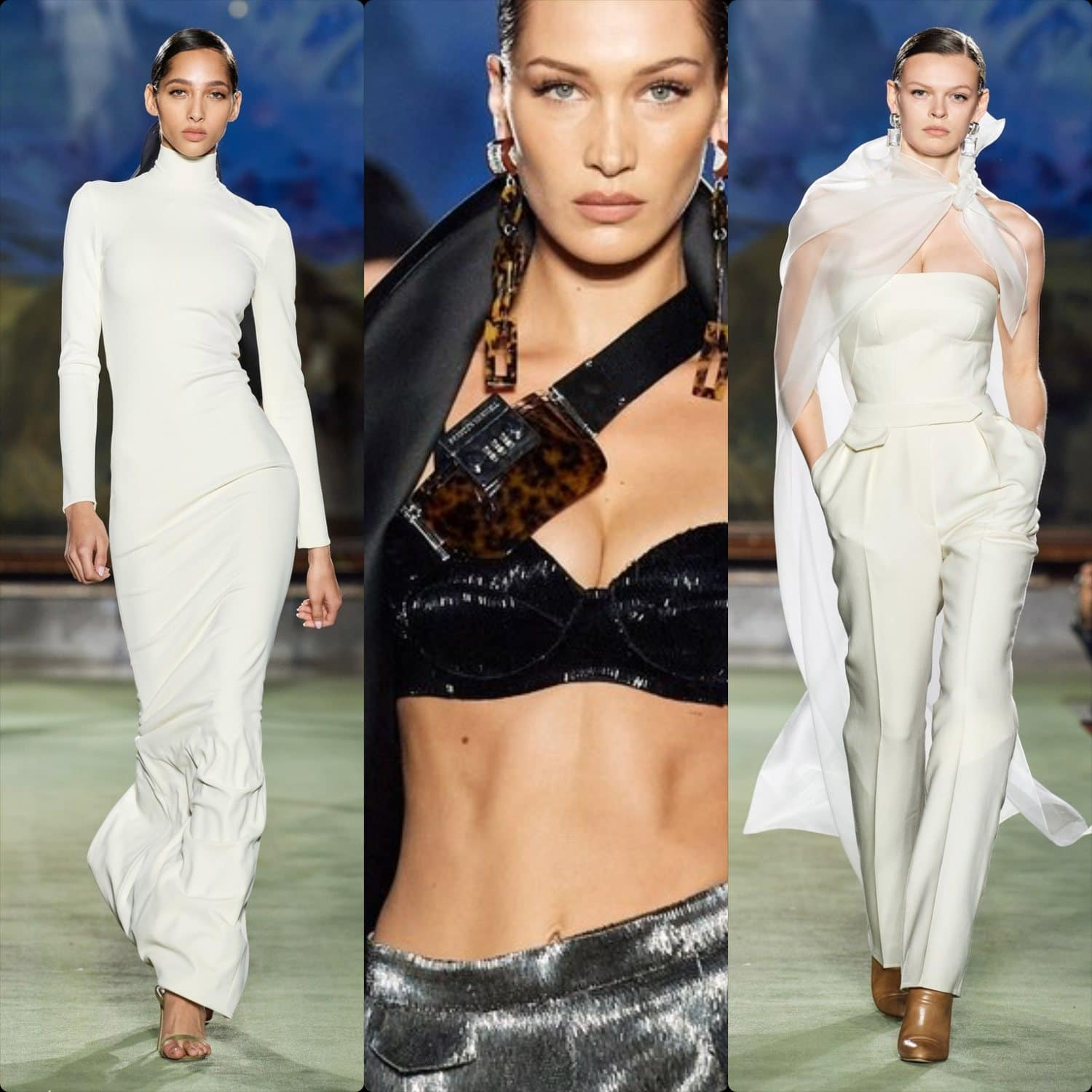 Brandon Maxwell Fall-Winter 2020-2021 New York by RUNWAY MAGAZINE