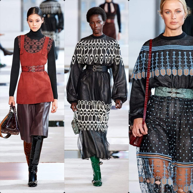 Longchamp Fall-Winter 2020-2021 New York by RUNWAY MAGAZINE