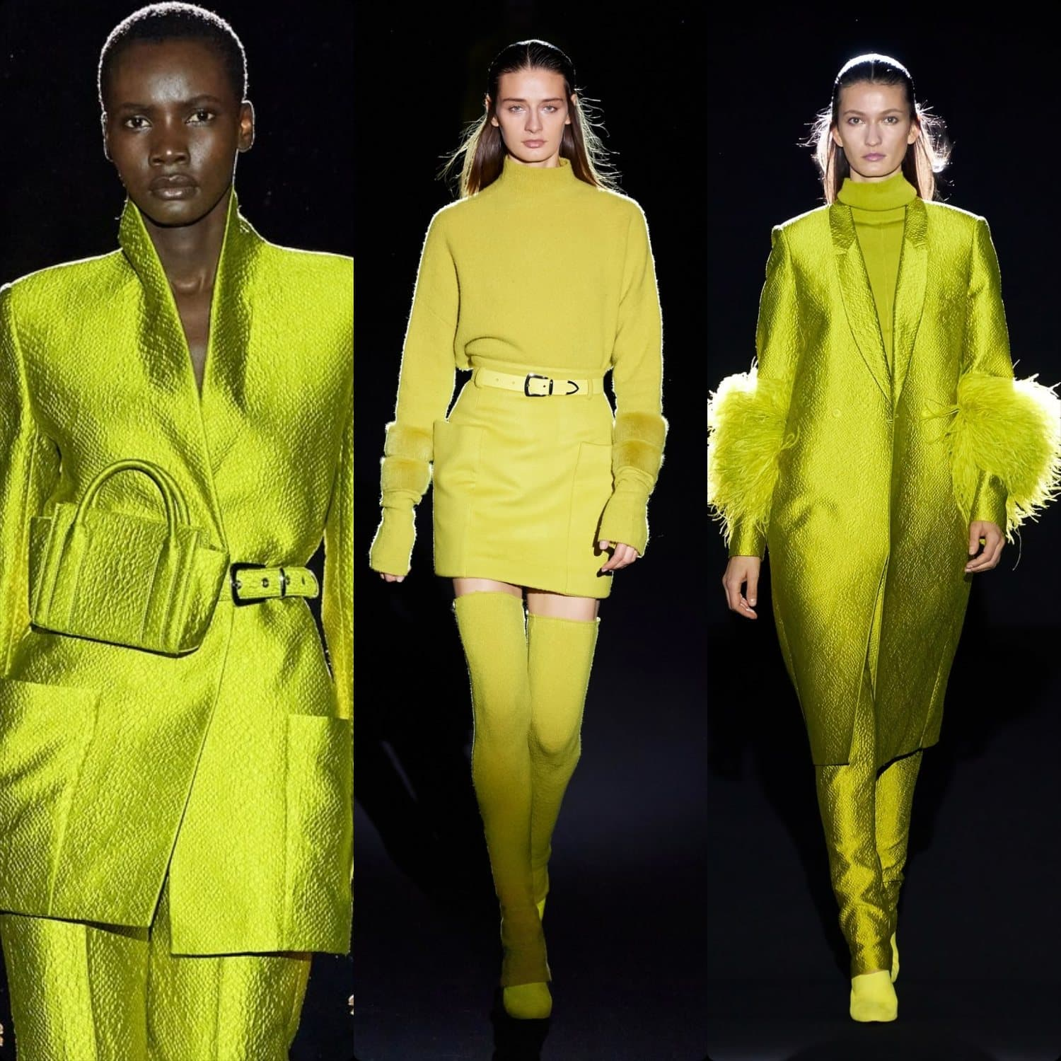 Sally Lapointe Fall-Winter 2020-2021 New York by RUNWAY MAGAZINE