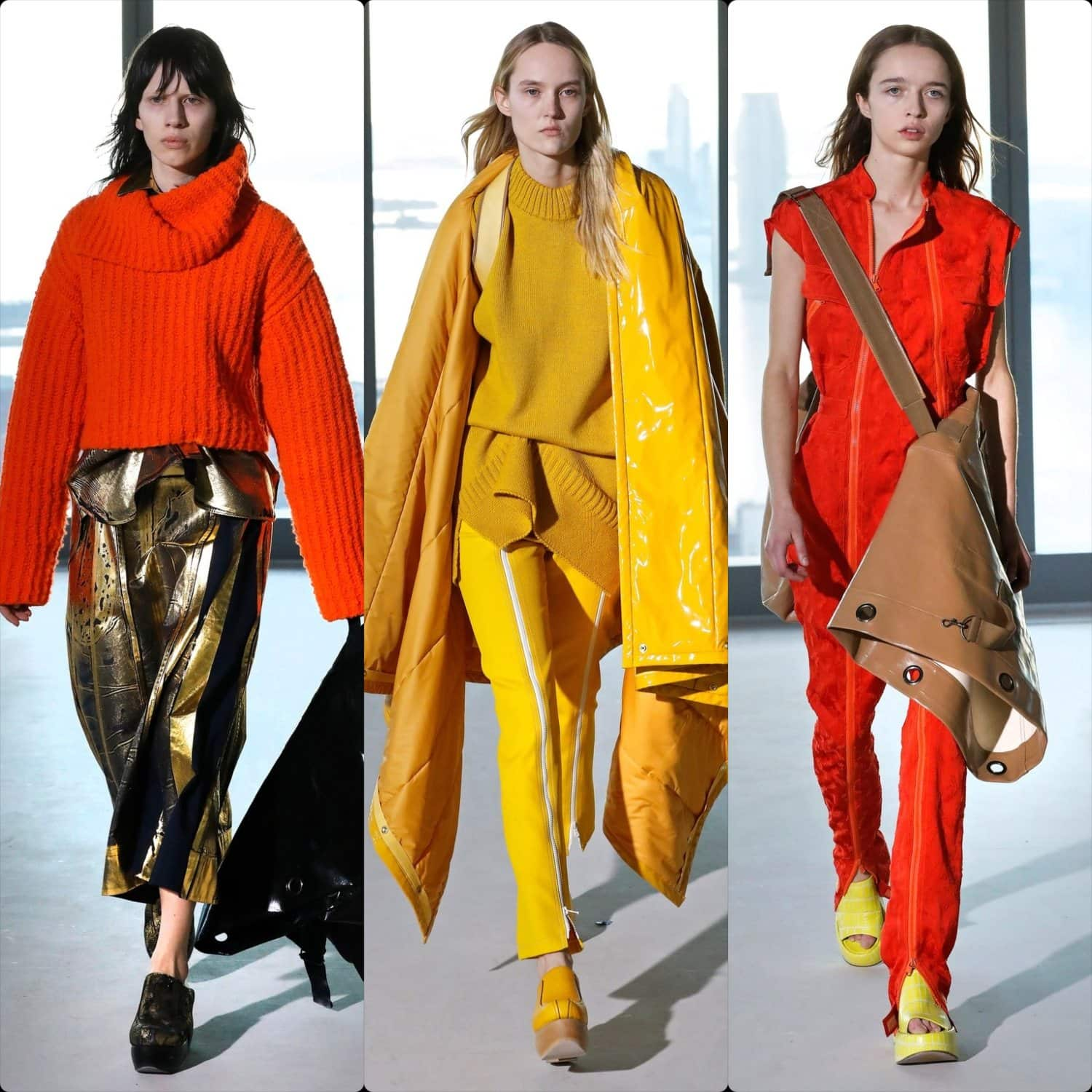 Sies Marjan Fall-Winter 2020-2021 New York by RUNWAY MAGAZINE