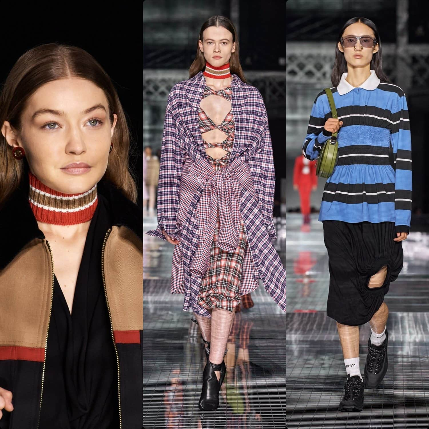 Burberry Fall-Winter 2020-2021 London by RUNWAY MAGAZINE