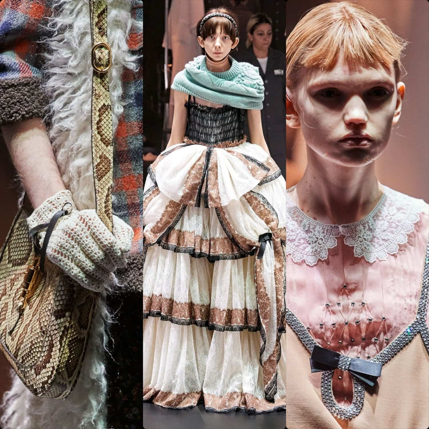 Gucci Fall-Winter 2020-2021 Milan by RUNWAY MAGAZINE