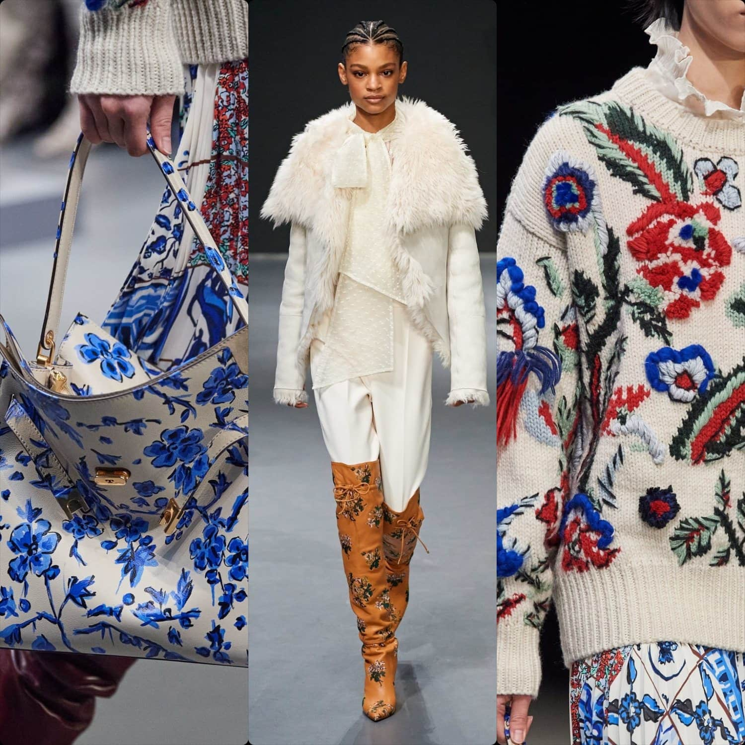 Tory Burch Fall-Winter 2020-2021 New York by RUNWAY MAGAZINE