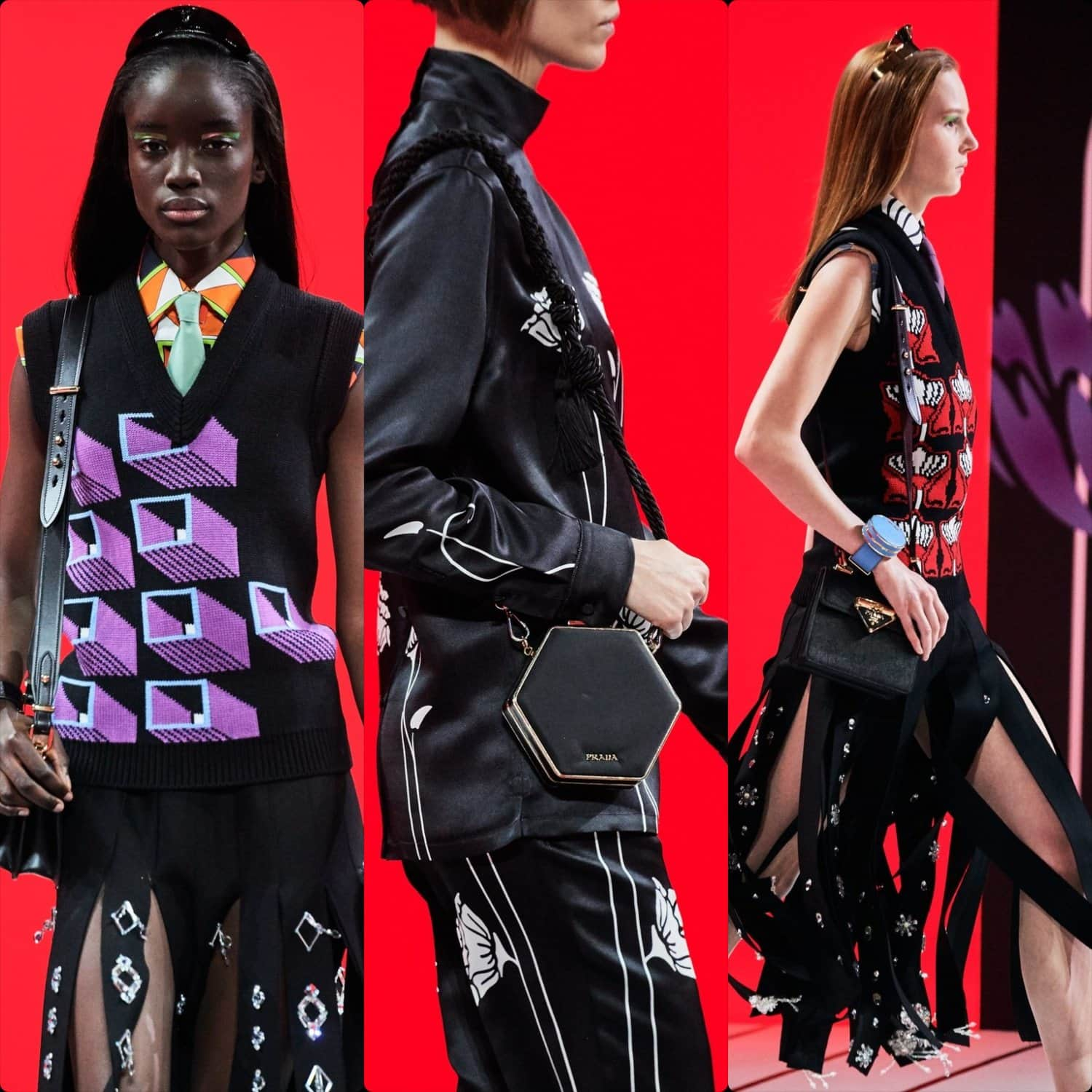 Prada Fall-Winter 2020-2021 Milan by RUNWAY MAGAZINE