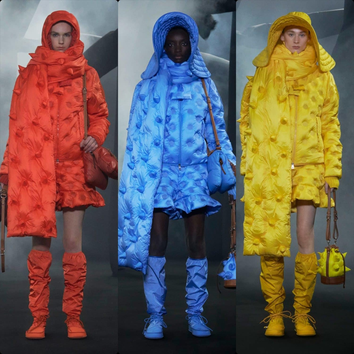 Moncler 1 JW Anderson Fall-Winter 2020-2021 Milan by RUNWAY MAGAZINE