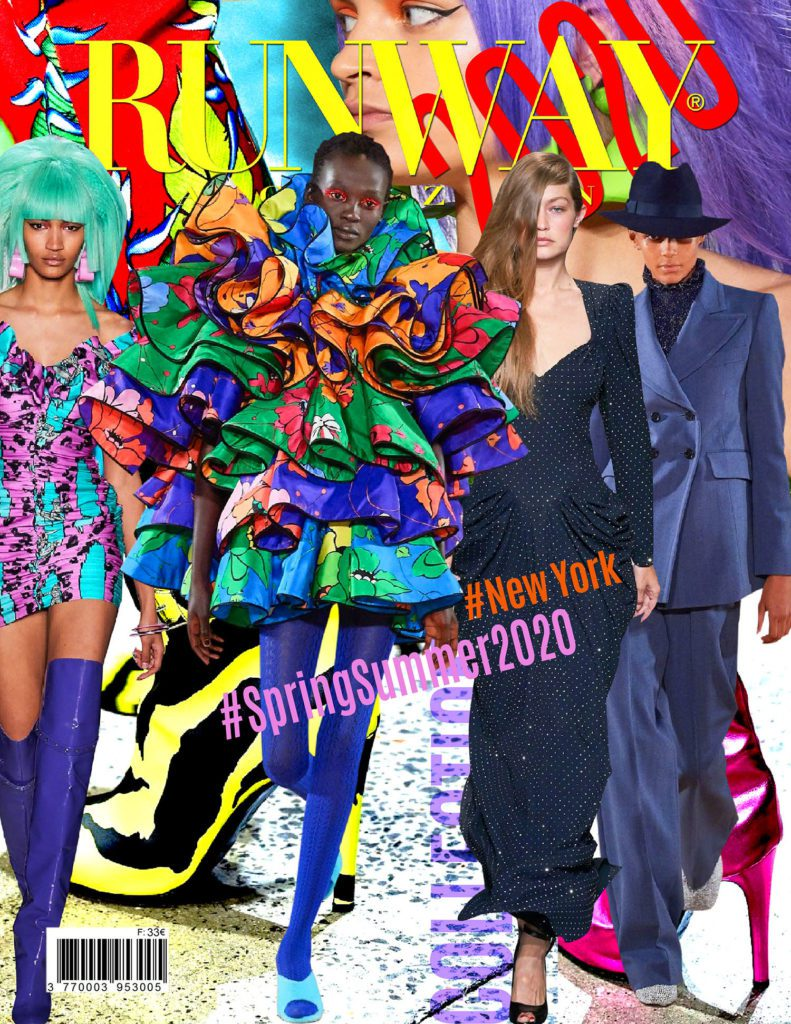 RUNWAY MAGAZINE Spring Summer 2020 New York