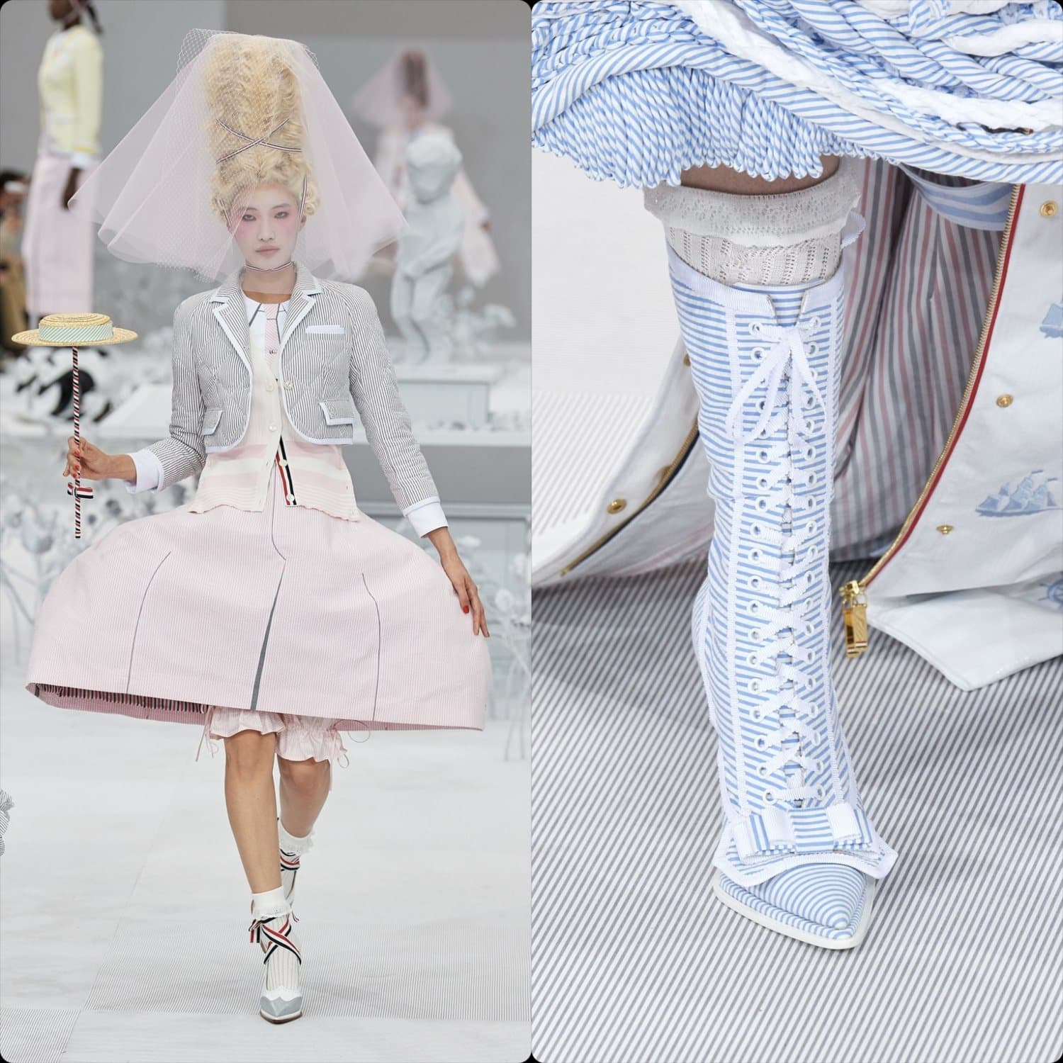 Thom Browne Spring Summer 2020 Ready-to-Wear Paris