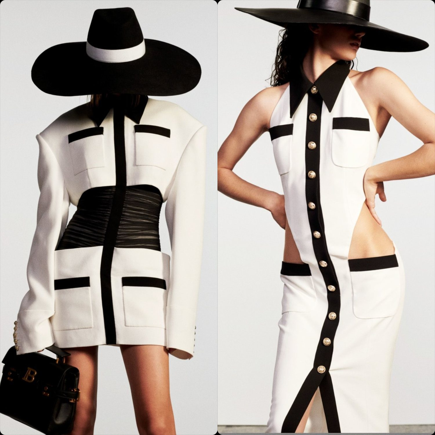 Collection Balmain Cruise 2020 Resort