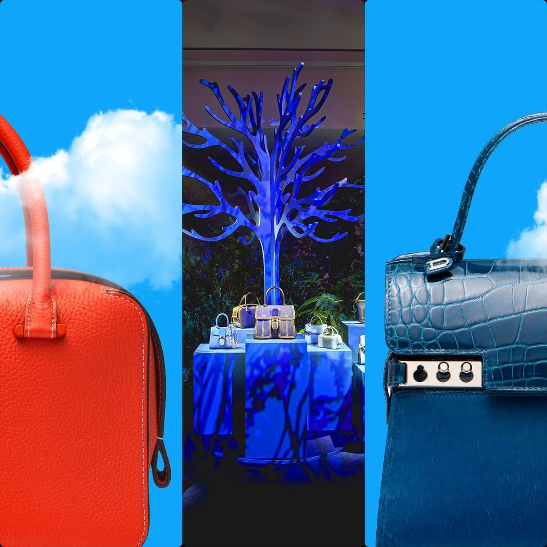 Delvaux presentations Fall-Winter 2020-2021 Paris Fashion Week by RUNWAY MAGAZINE