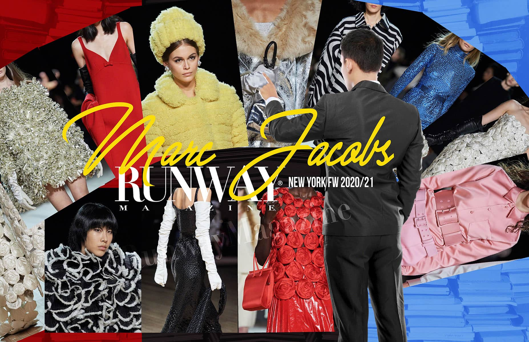 Marc Jacobs Fall-Winter 2020-2021 New York by RUNWAY MAGAZINE