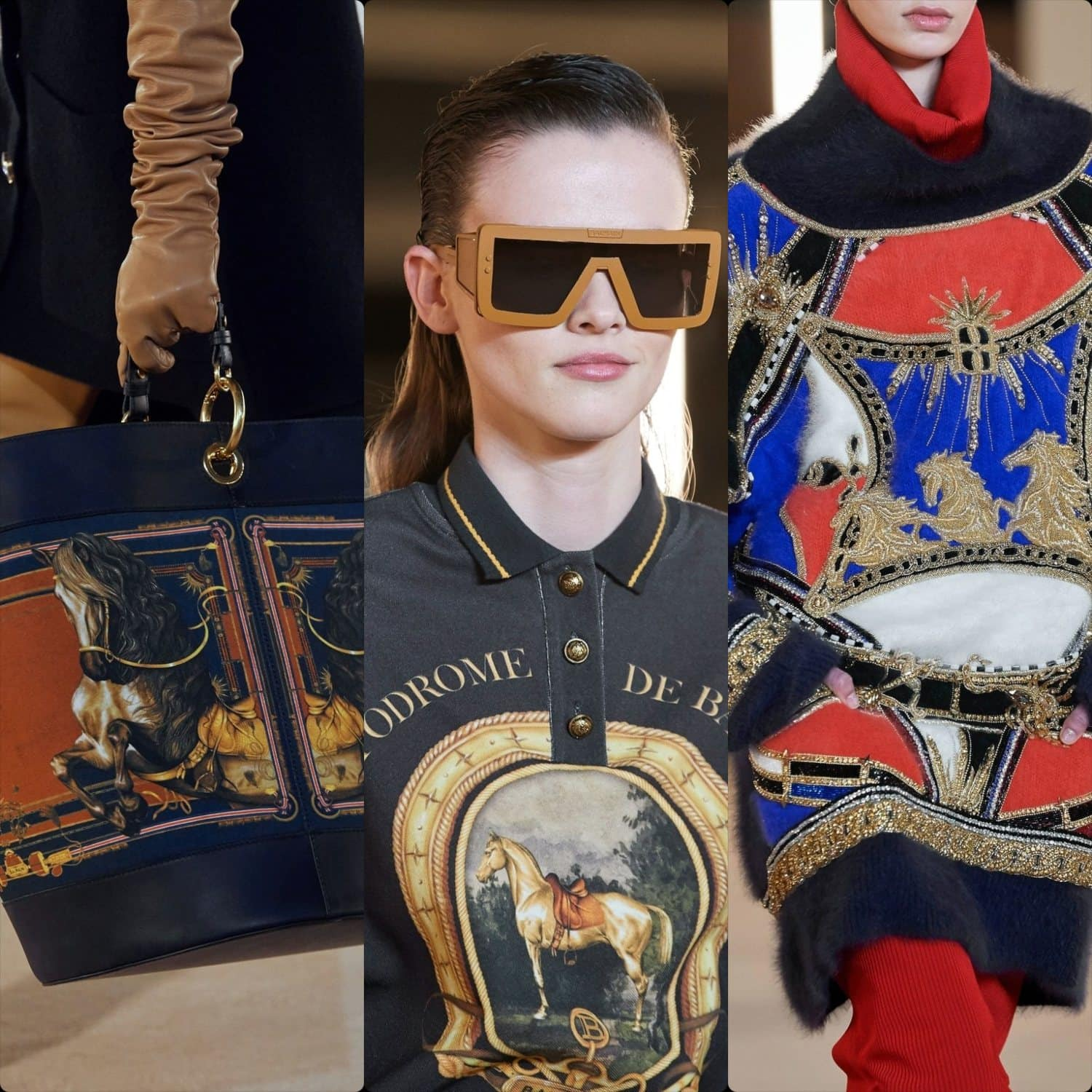 Balmain Fall Winter 2020 -2021 Paris by RUNWAY MAGAZINE