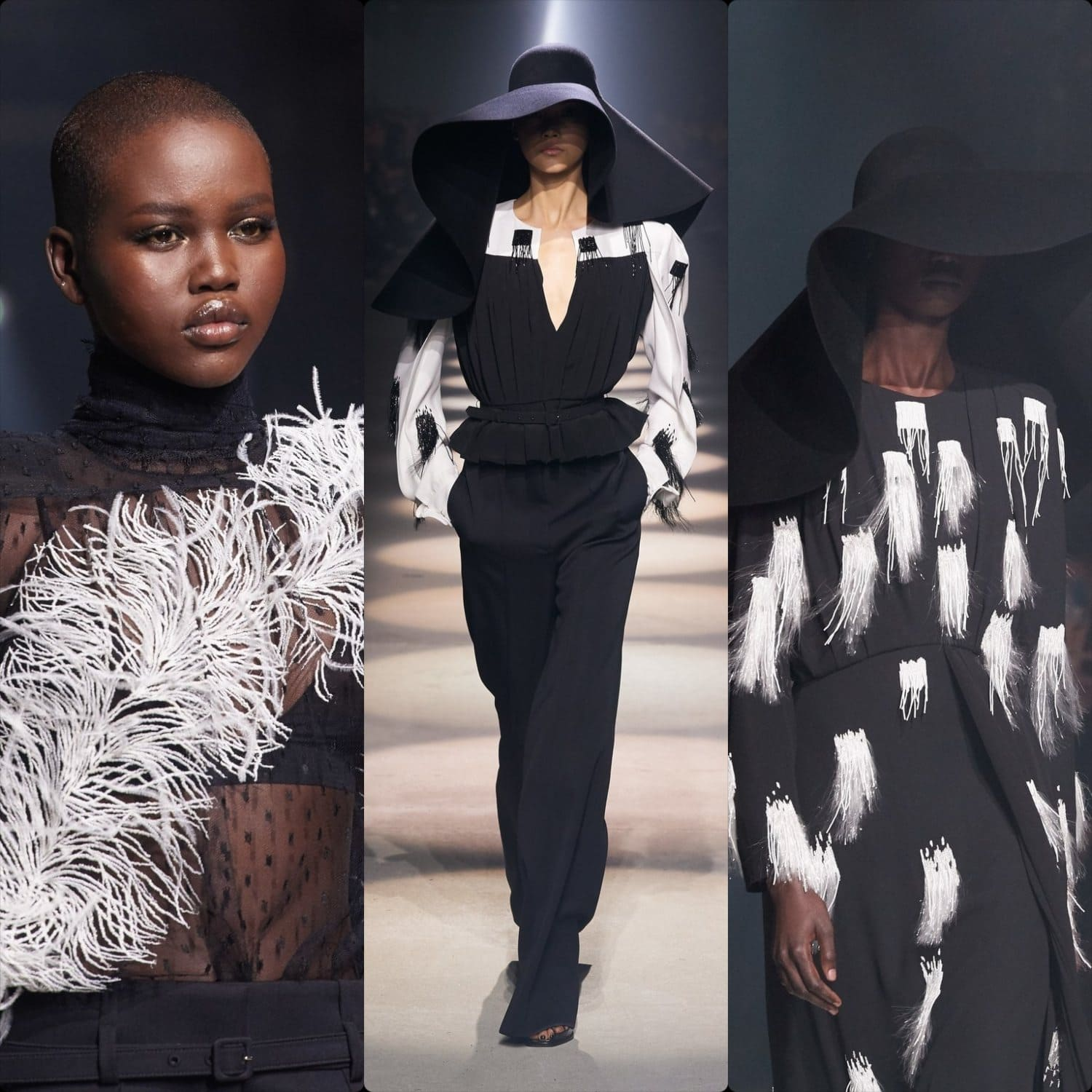Givenchy Fall-Winter 2020-2021 Paris by RUNWAY MAGAZINE