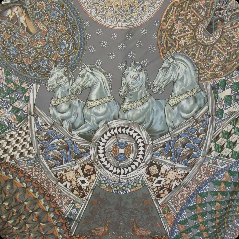 Hermes 1990 -Trophées de Venise
