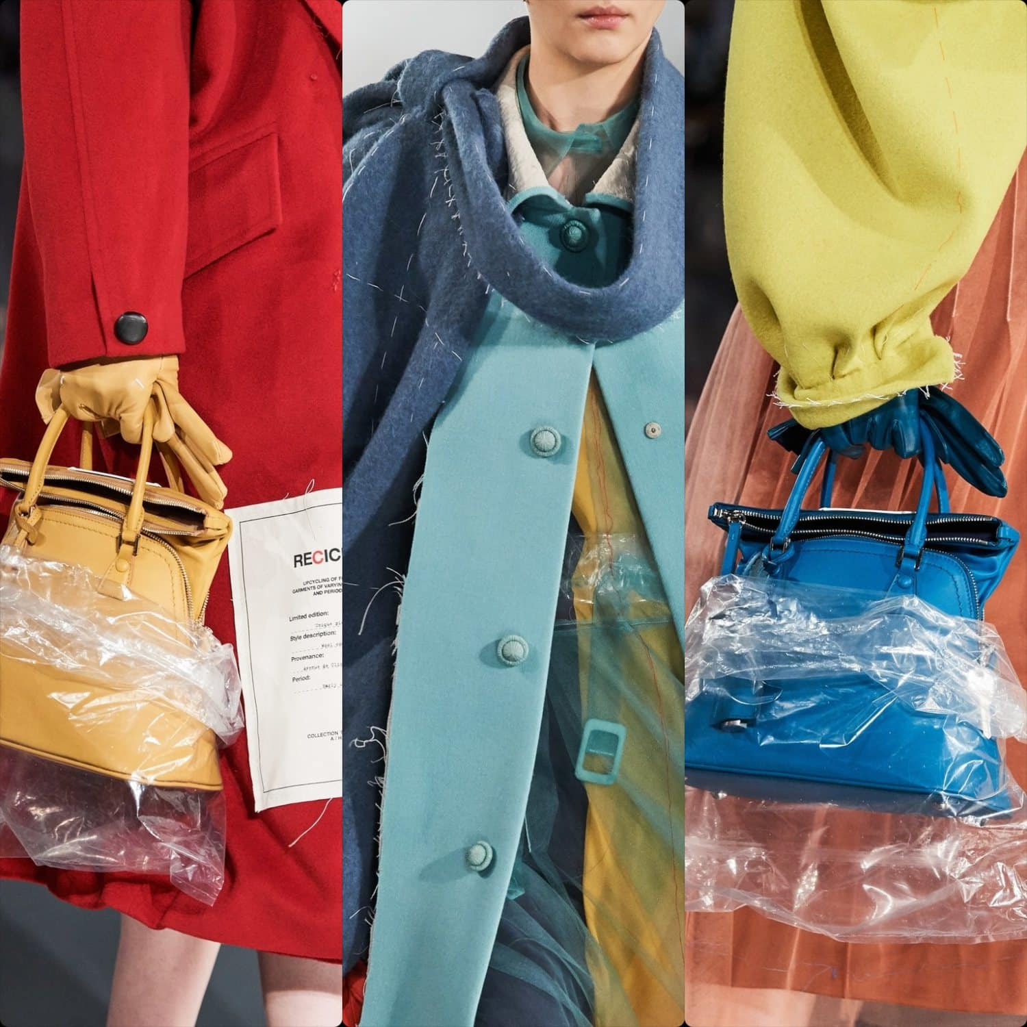 Maison Margiela Fall-Winter 2020-2021 Paris by RUNWAY MAGAZINE