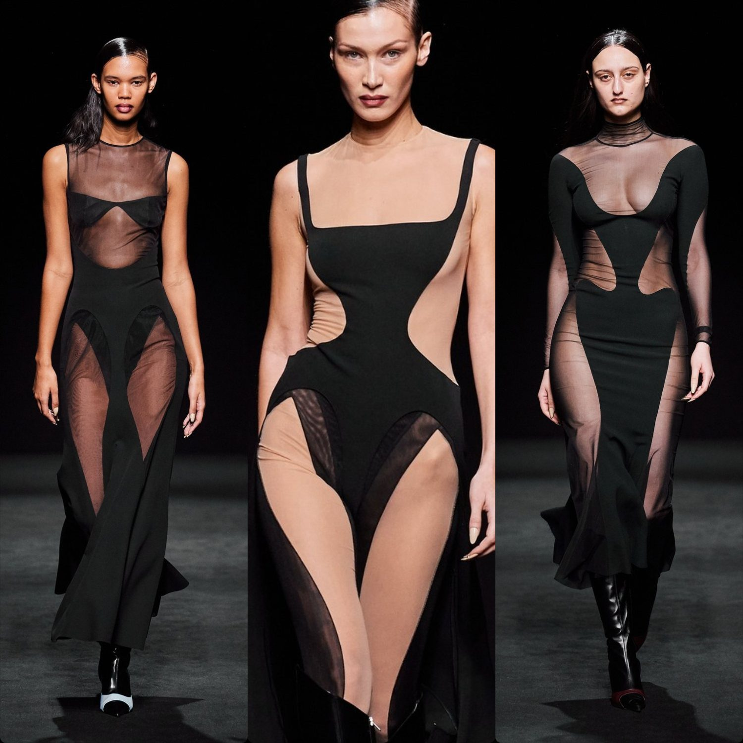 Mugler Fall-Winter 2020-2021 Paris by RUNWAY MAGAZINE