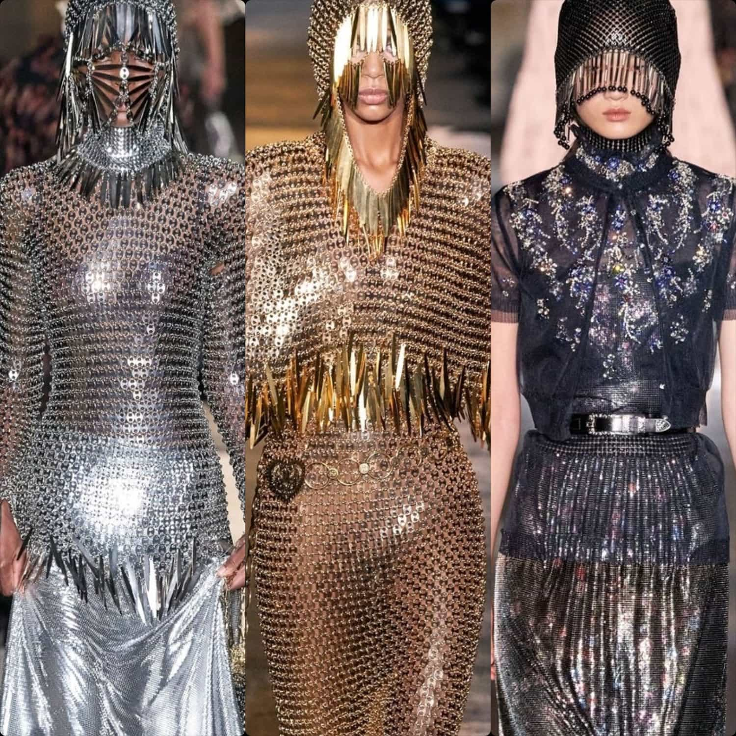 Paco Rabanne Fall-Winter 2020-2021 Paris by RUNWAY MAGAZINE