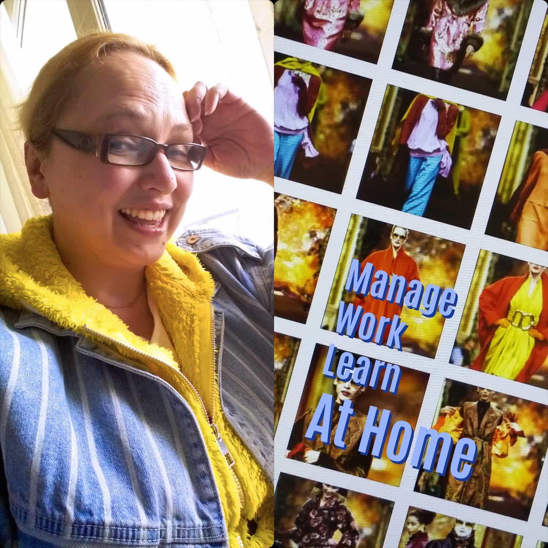 Eleonora de Gray, Editor-in-Chief of RUNWAY MAGAZINE - STAY AT HOME