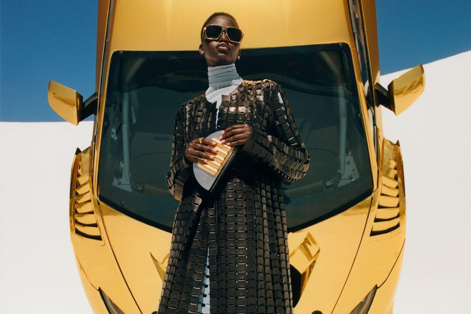Bottega Veneta Subverts the Idea of Luxury - photographer Tyrone Lebon - Fall 2019 campaign