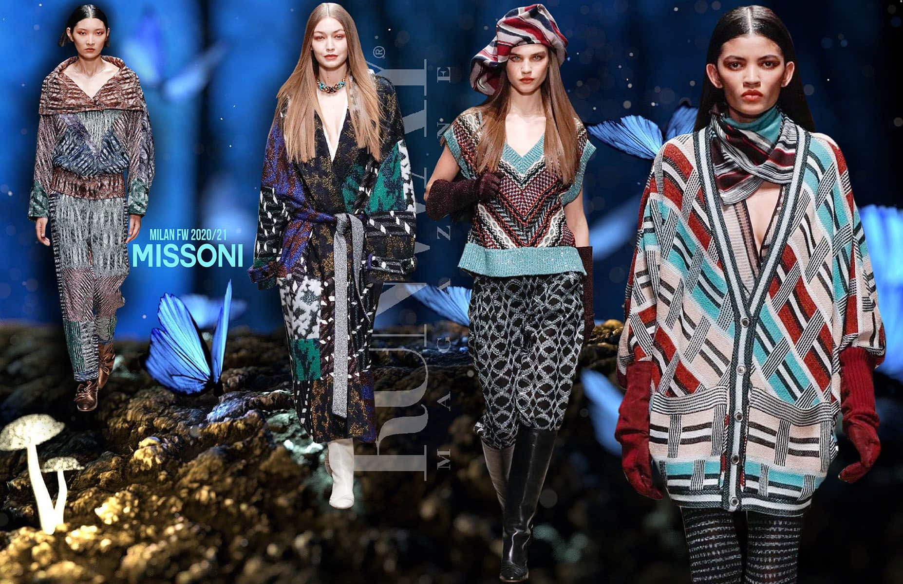 MISSONI Fall-Winter 2020-2021 Milan by RUNWAY MAGAZINE