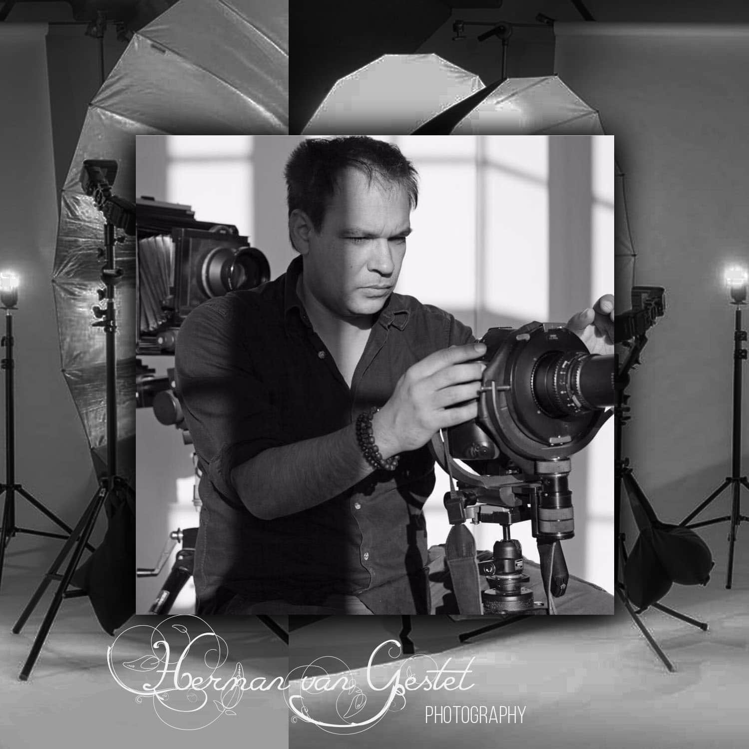 Herman van Gestel - fashion photographer