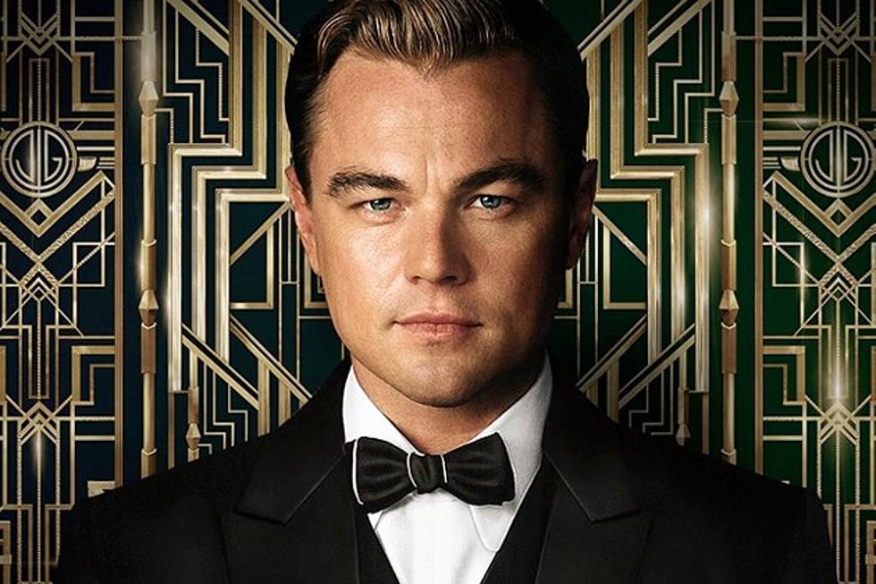 Leonardo Dicaprio - Great Gatsby poster