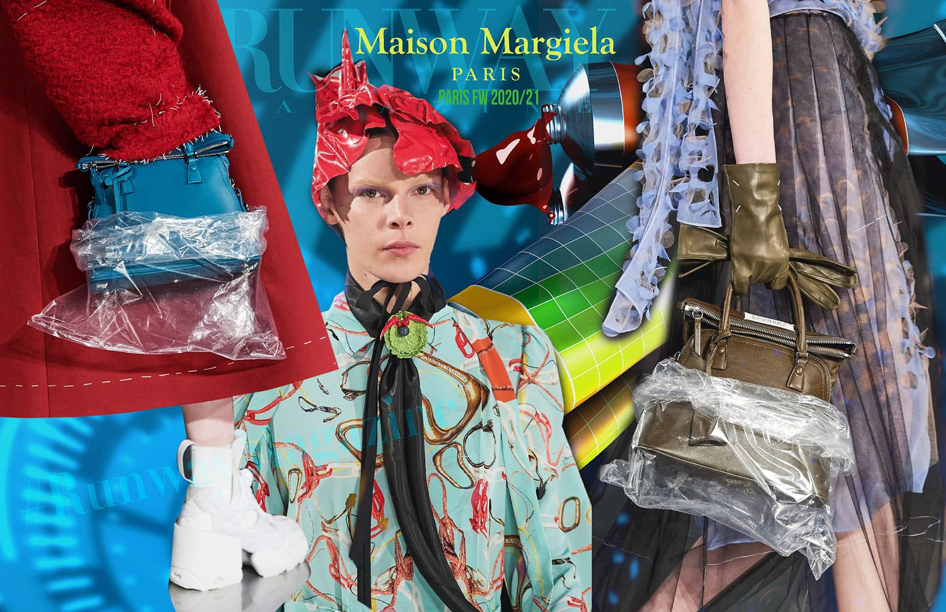 MARGIELA Fall-Winter 2020-2021 Paris by RUNWAY MAGAZINE