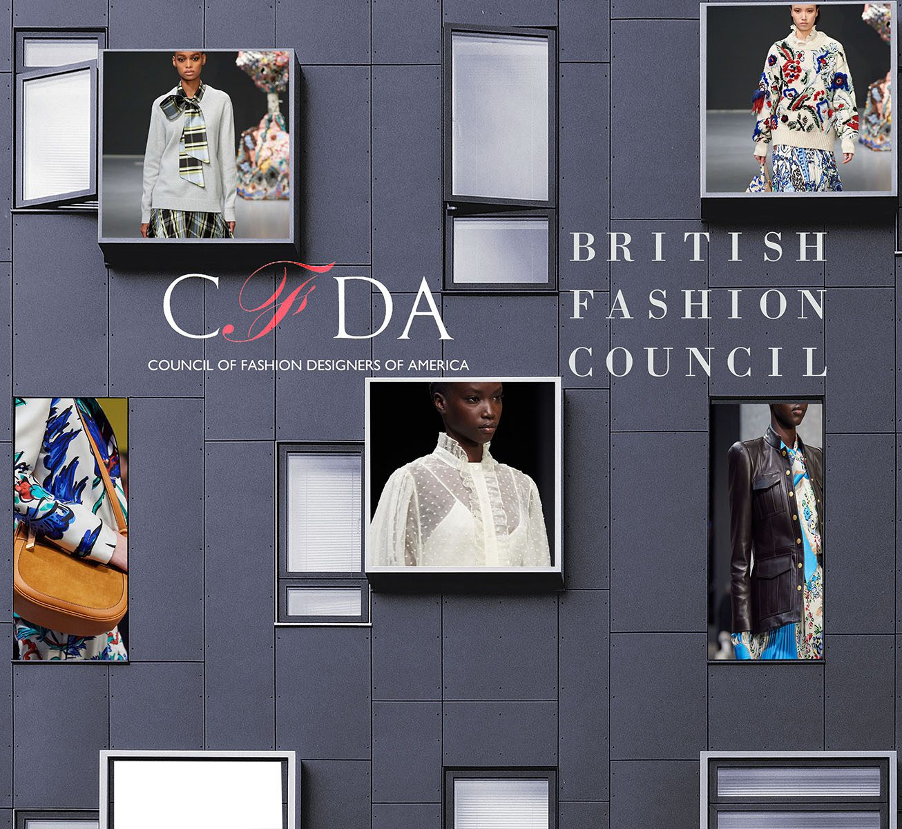 CFDA BFC - collection TORY-BURCH Fall-Winter 2020-2021 New York