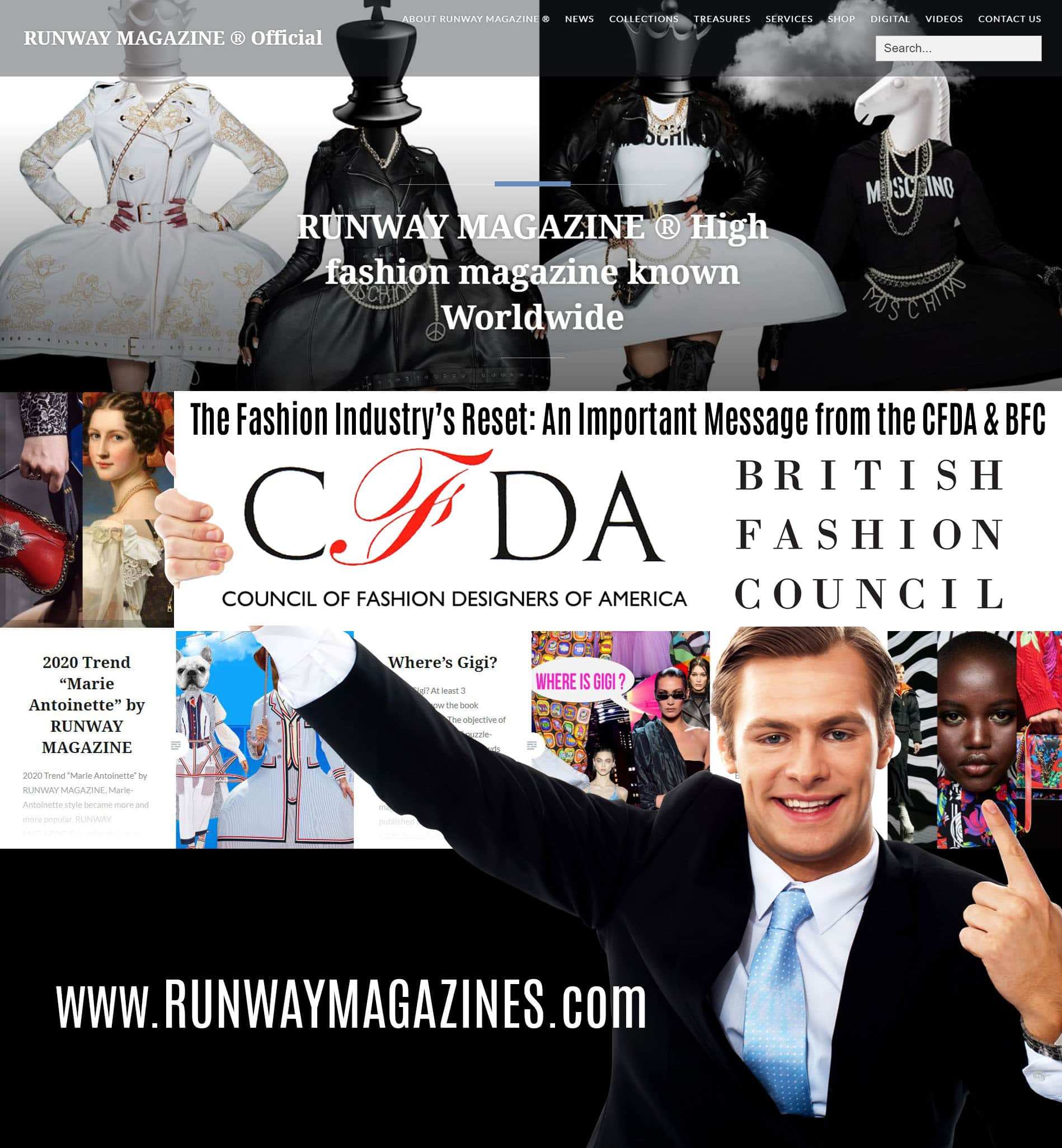 CFDA and BFC The Fashion Industry's Reset Manifesto