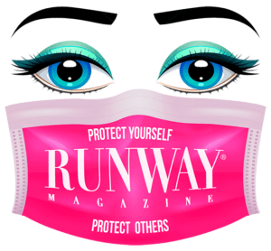 RUNWAY MAGAZINE Logo - protect yourself