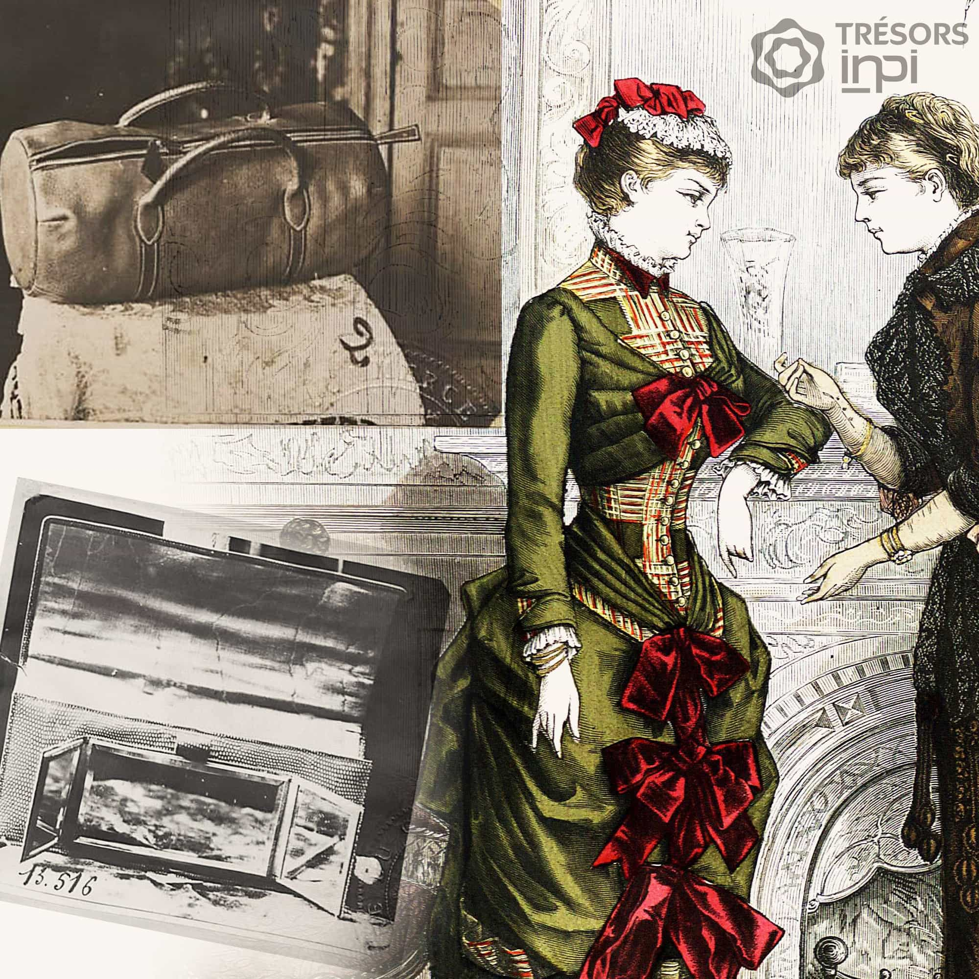 History of handbag - INPI treasure by RUNWAY MAGAZINE