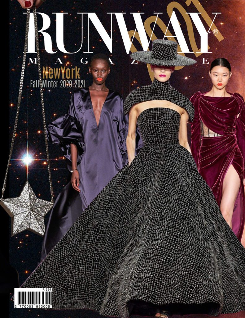 RUNWAY 2021 Magazine issue - Collezioni New York Autunno-Inverno 2020-2021
