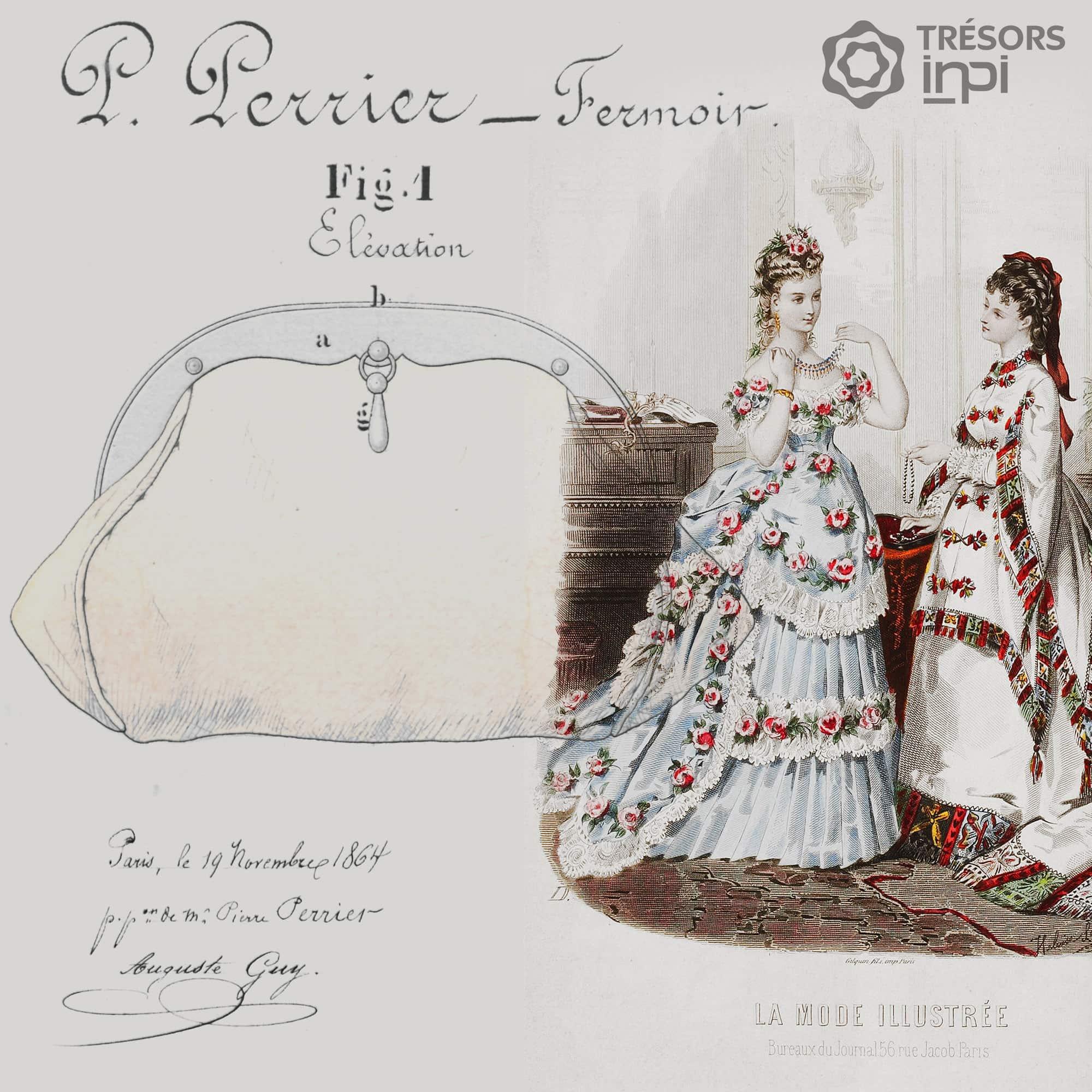 History of handbag - INPI treasure by RUNWAY MAGAZINE