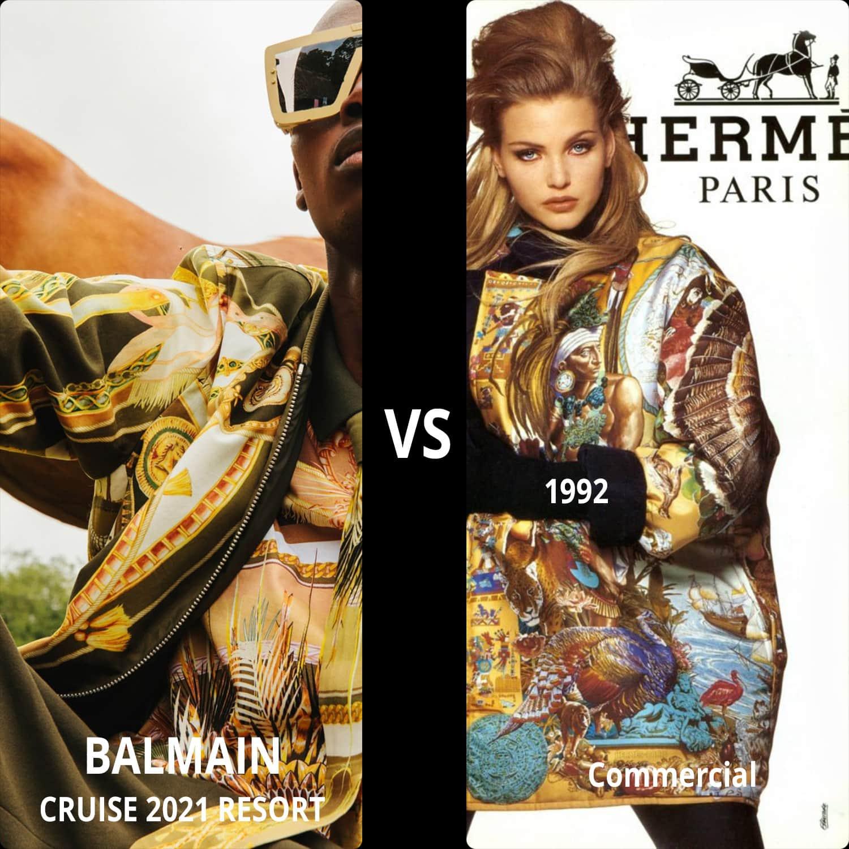 Balmain vs Hermes 1992