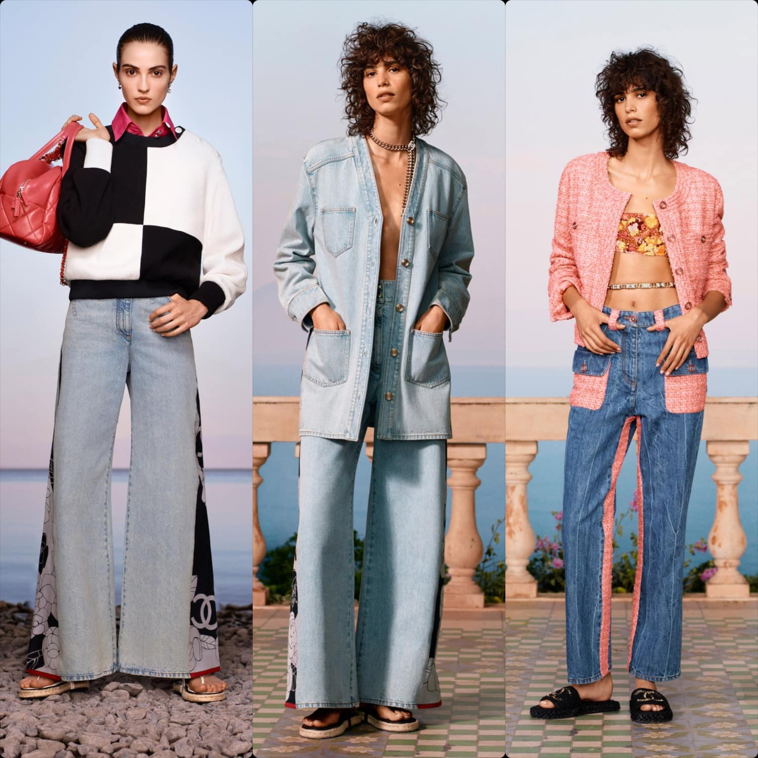 Chanel Cruise 2021 Paris - Resort Collection by Virginie Viard- looks