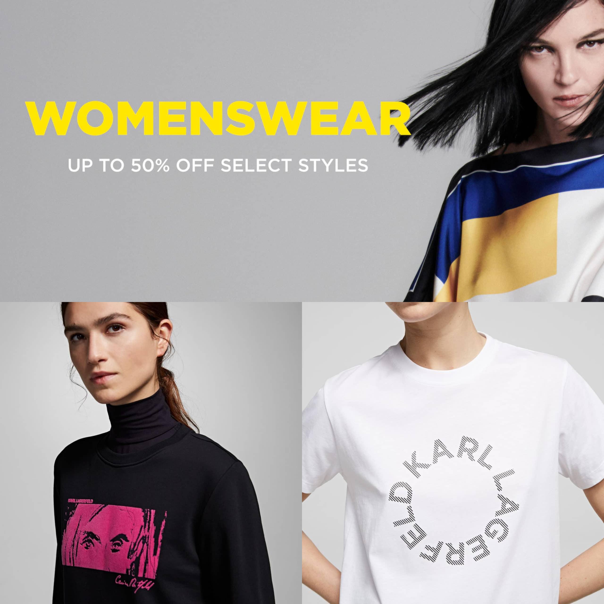 Karl Lagerfeld brand Summer 2020 collection